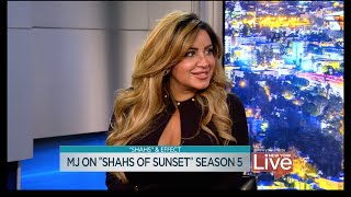 "MJ on ""Shahs of Sunset"" Season 5"