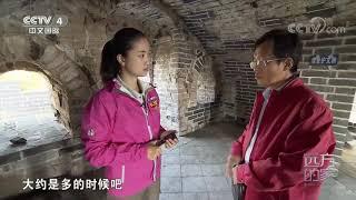 《远方的家》 20200401 世界遗产在中国 长城独秀| CCTV中文国际