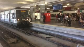 RER B et D détournés en Gare de Surface de Paris-Nord