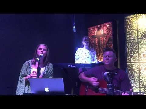 Worship Mashup- Let it Rain, Holy Spirit, Good Good Father, Great Are You Lord, and Consuming Fire