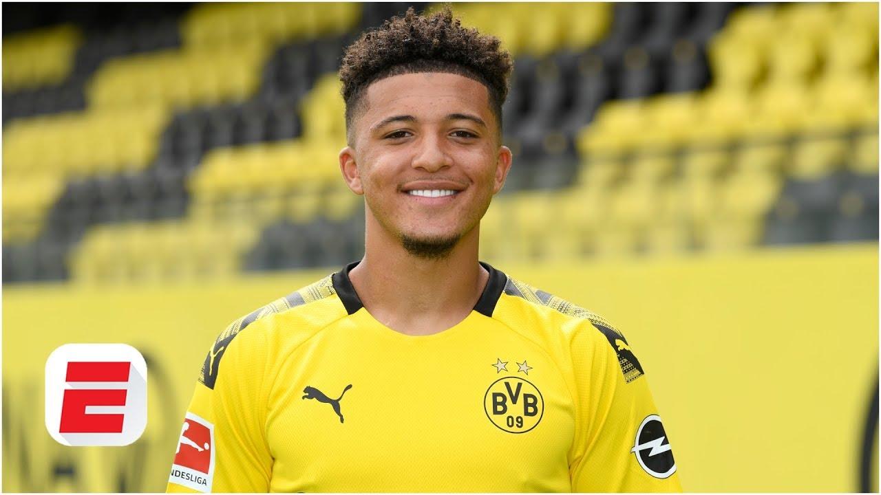 Jadon Sancho is ready for the next big step - Steve Nicol | Bundesliga