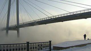 В 12 российских регионах будет создана система мониторинга качества воздуха.