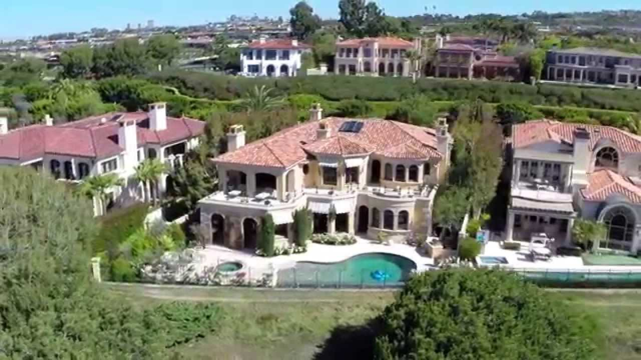 Newport Coast Real Estate 42 Pelican Point Newport Coast Ca 92657 Youtube