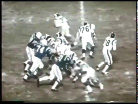 NFL Story Of Los Angeles Rams QB Roman Gabriel    imasportsphile
