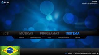 Novo addon!!!!!! 2017 BRAZUCA PLAY kodi Addon