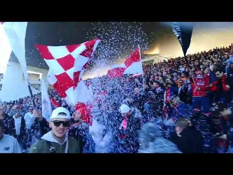 Nîmes Olympique - Paris FC (Nemausus 2013)