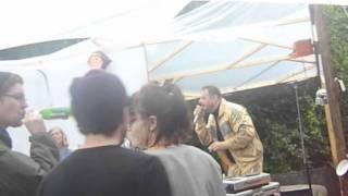 King Fehler aka Knarf Rellöm X + DJ PATEX live @ Dockville 2011