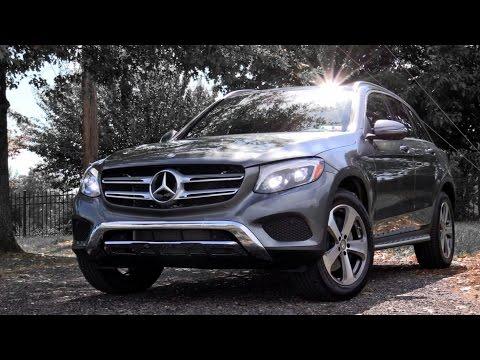 2017 Mercedes-Benz GLC300: Review