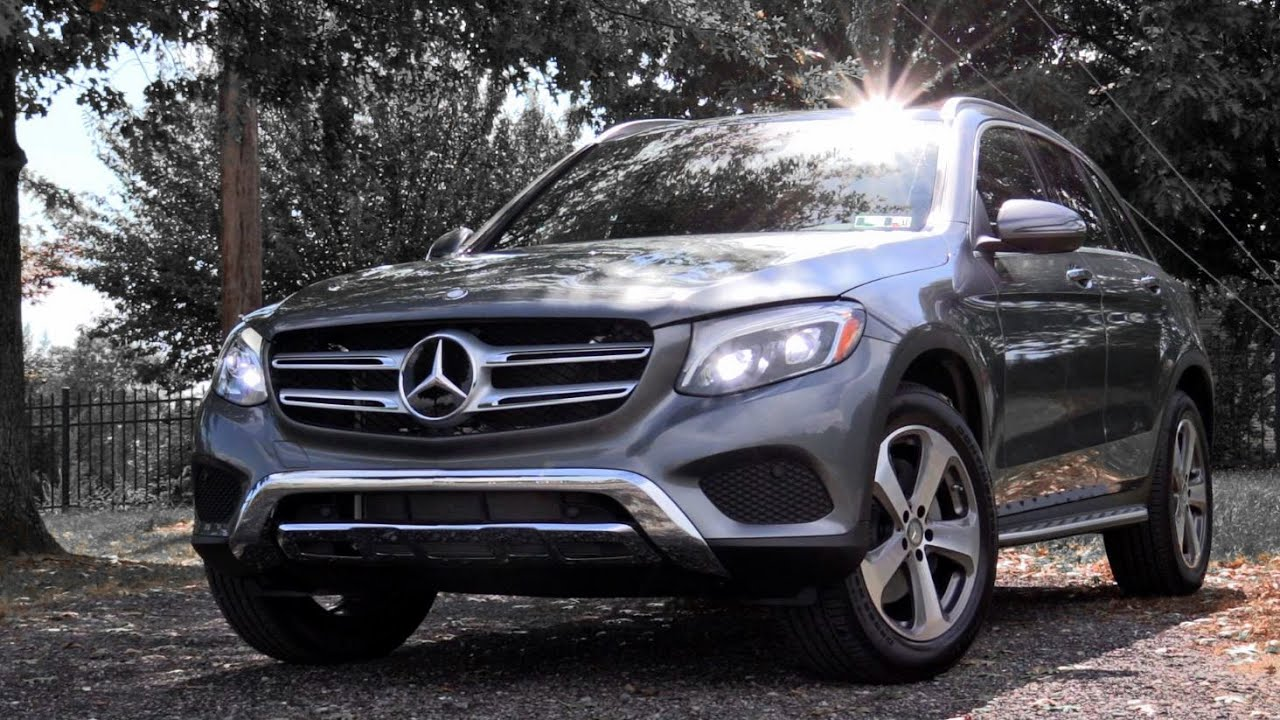 2017 Mercedes Benz Glc300 Review