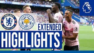 Chelsea 1 Leicester Cİty 1 | Extęndęd HighĮights | 2019/20