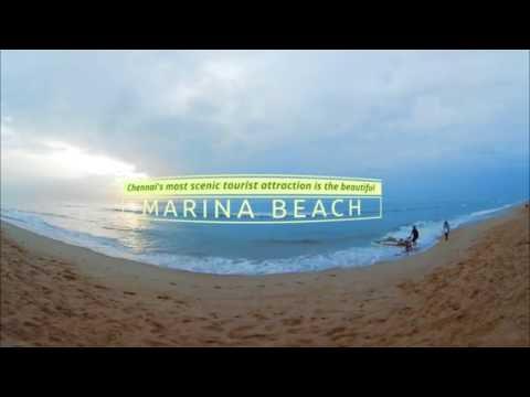 Chennai Marina 360° / VR Video