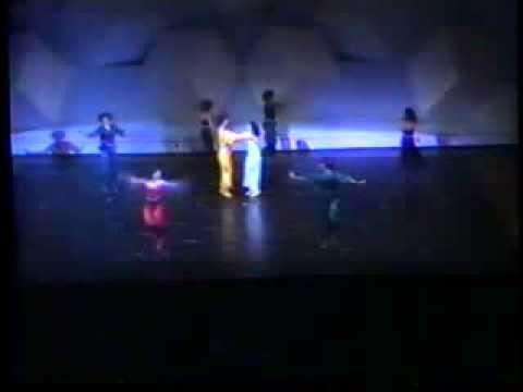 Laura Dean Dance & Music SPIRAL