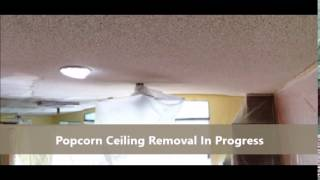 Popcorn Ceiling Removal Archer City TX, Popcorn Removal Archer City