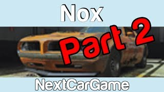 Part 2 of the best racing game ever | NextCarGame Thumbnail