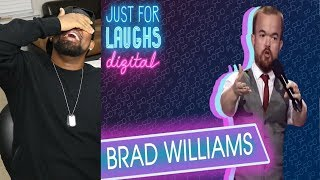 Brad Williams Seeing Me Buy Lucky Charms Is Funny - REACTION