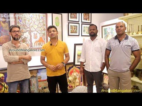 0 - S Cube Art Gallery - Mannagudda / Carstreet, Mangalore