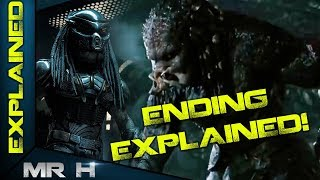 The Predator 2018 ENDING EXPLAINED - Comparison Of Script & Final Cut PLUS DELETED SCENES