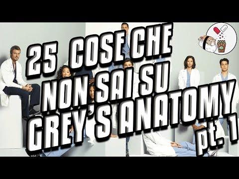 Le 25 cose che non sai su Grey's Anatomy!