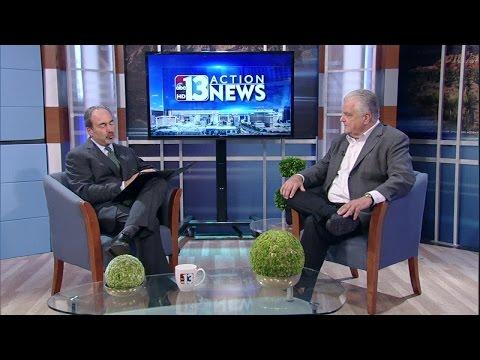 Jon Ralston full interview with Steve Sisolak about public money to fund the stadium in Vegas