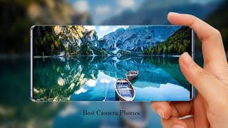 Top 5 World Best Camera Smartphone 2021