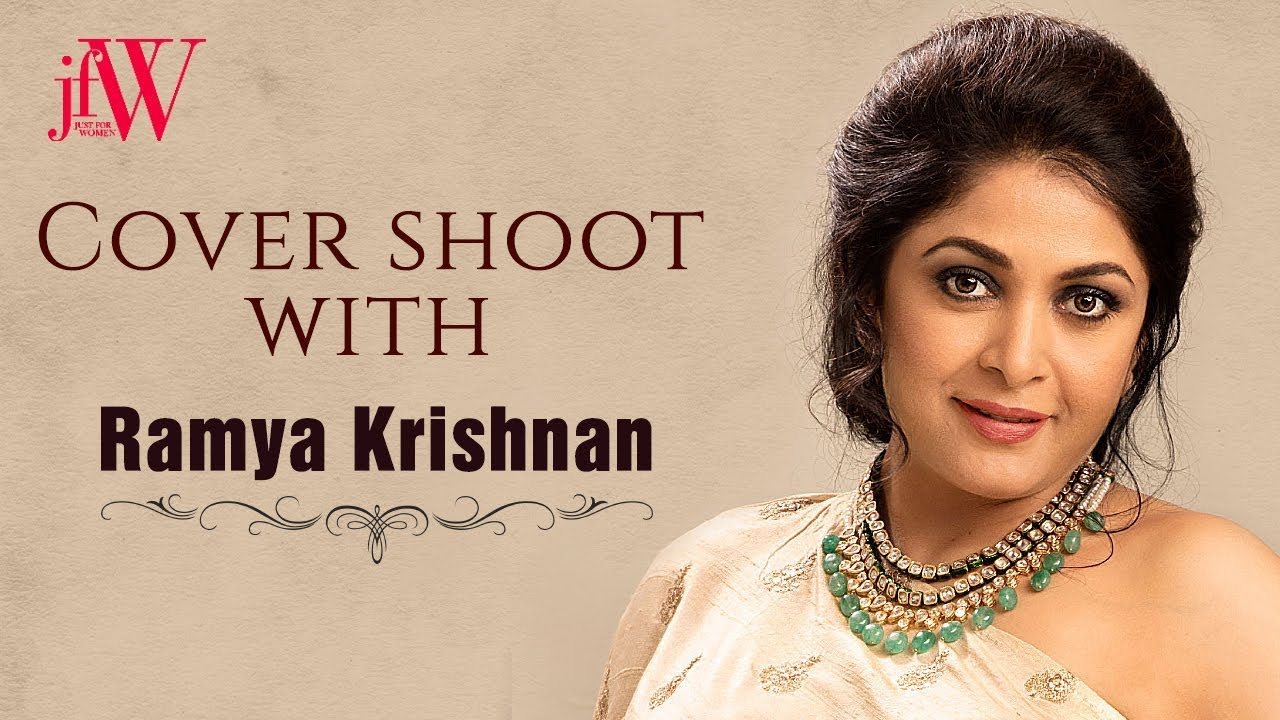 Baahubali Sivagami Is Close To My Heart Ramya Krishnan Jfw Cover Shoot Jfw Photoshoot