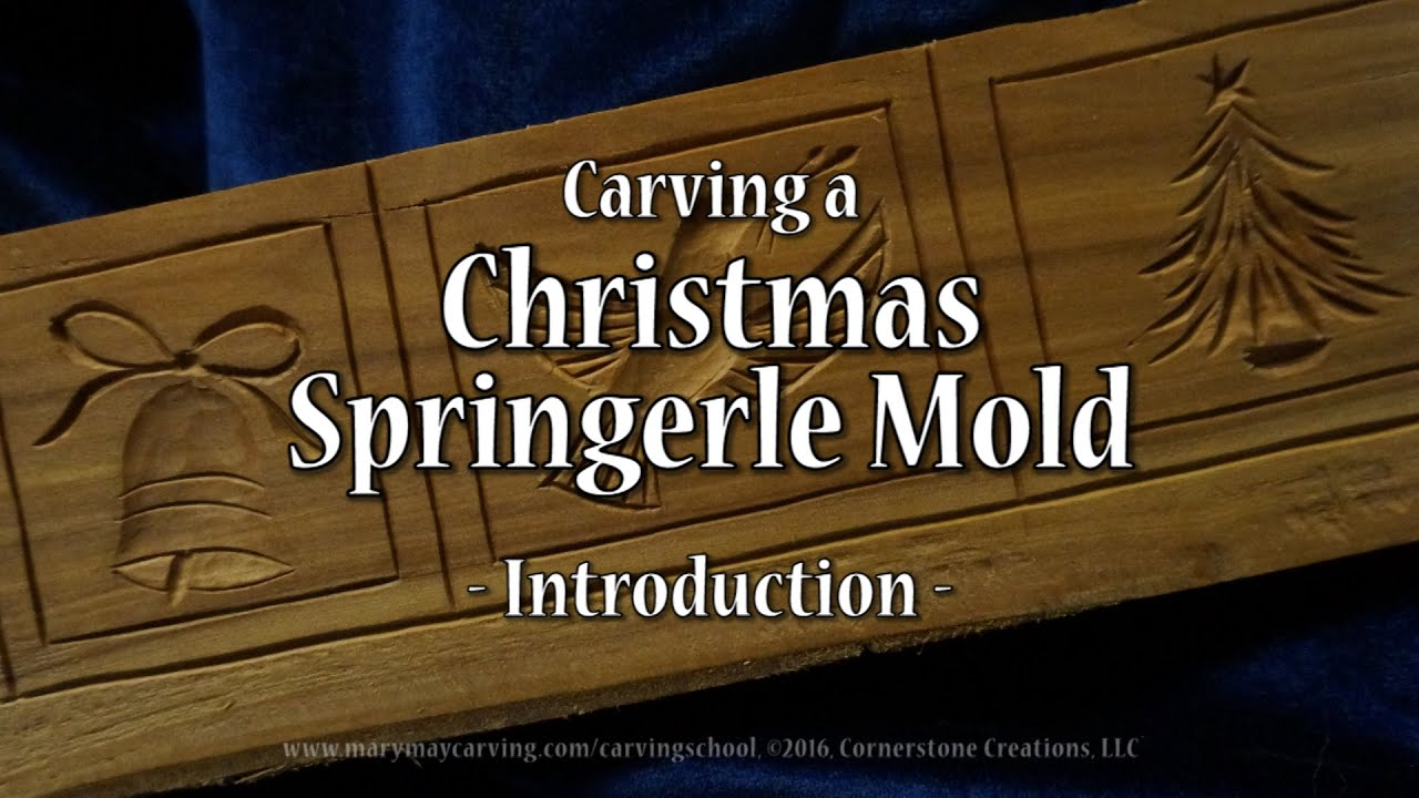 how to use springerle molds