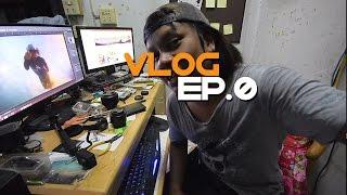พูดหน้ากล้อง Vlog #0