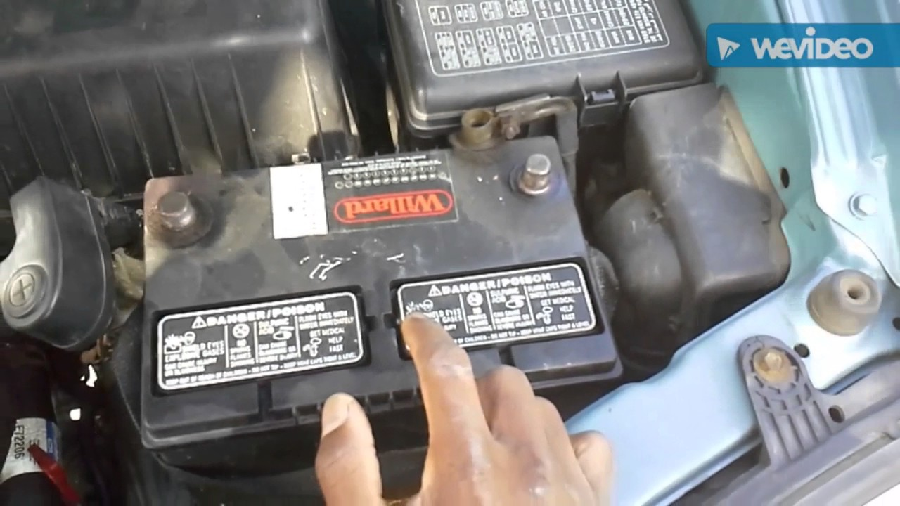 how to replace a purge valve on a 2004 hyundai 2 7l [ 1280 x 720 Pixel ]