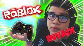 INVADI A CONTA DO DRAY NO ROBLOX !!! € Swag