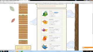 Игра с выводом Mega Birds, заработок на яйцах