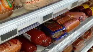 Мы в супермаркете ищем что можно купить из продуктов для белковой диеты
