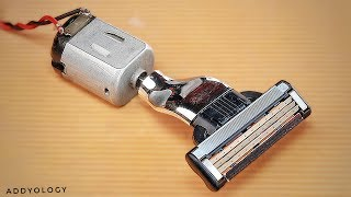 How to Make Power Razor at Home