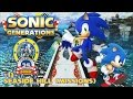 Sonic Generations (PS3) | Part 13 | Seaside Hill (Missions) | #25YearsOfSonic Episode 327