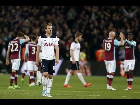 West Ham vs Tottenham Hotspurs 1-0 May 5th 2017 All Goals and Highlights!