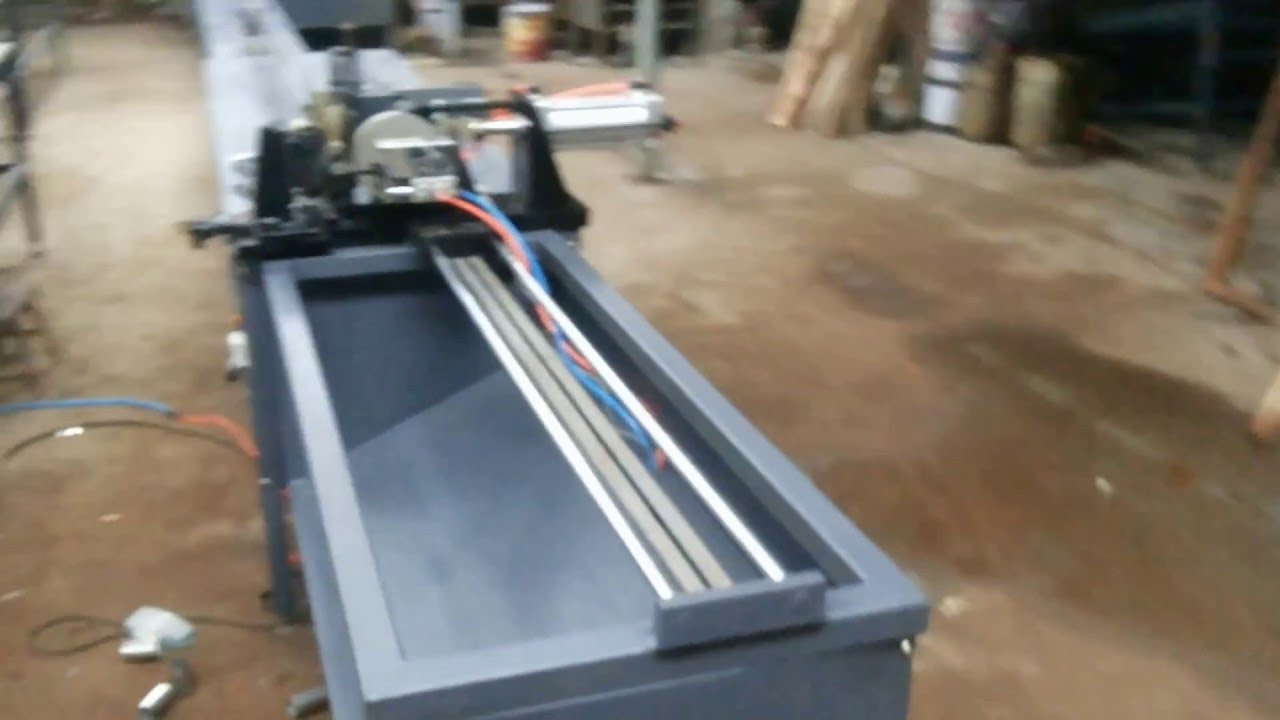 Thin Walled Stainless Steel Pipe Cutting Machine China 86