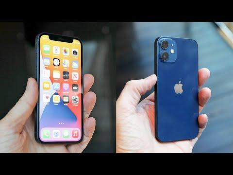 iPhone 12 Mini hands-on: It's just plain interesting!