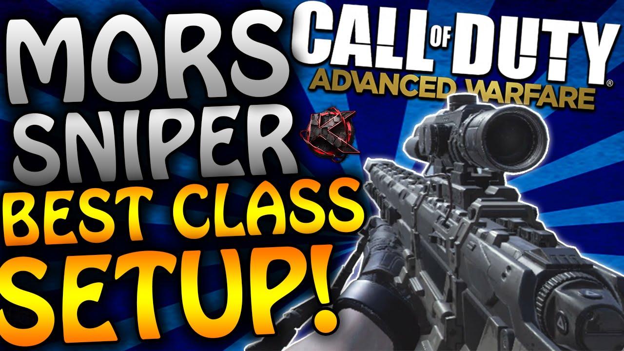 Advanced Warfare Mors Sniper Cod Advanced Warfare Mors
