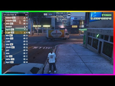 So I Bought A Billion Dollar GTA 5 Online PS4 Modded Account, And Got This...