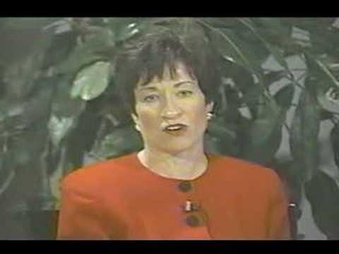 Susan Collins: Two Term Pledge