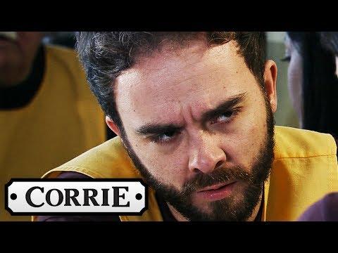 Coronation Street - David Finds Out Shona Has Spoken to Josh   PREVIEW