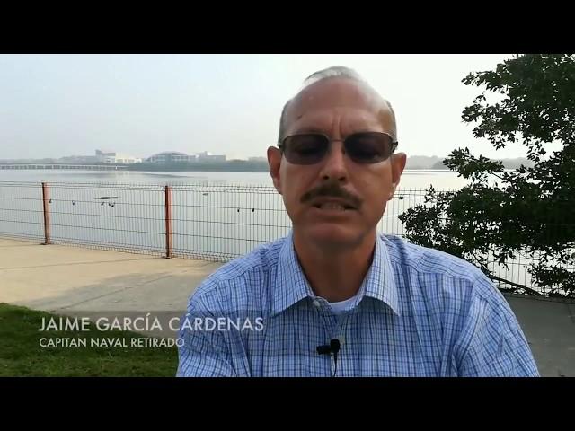 Declaraciones del Capitán Jaime García Cárdenas