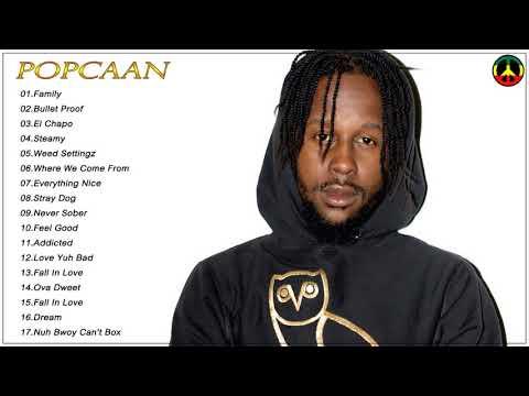 Popcaan Greatest Hits 2018 - Popcaan Best Songs