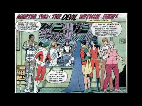 The New Teen Titans: 17 (George Perez)