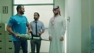 HotelsCombined | Fixing Things | Cinema Ad | Saudi Arabia