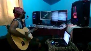 Dam Patin La Sanda Basa Yanawa (Gunadasa Kapuge)- Guitar Cover By Hashan Eranda Thilakarathne