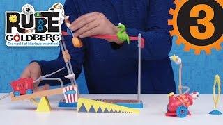 How To: The Acrobat Challenge - Rube Goldberg