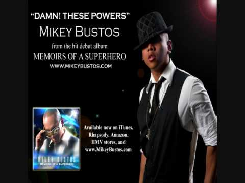 Damn! These Powers by Mikey Bustos