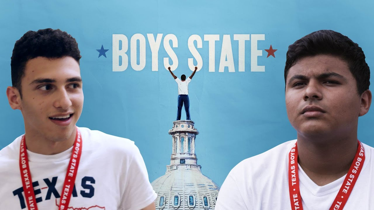 Why Is American Politics Unravelling? 'Boys State' Film Looks for Answers -  YouTube