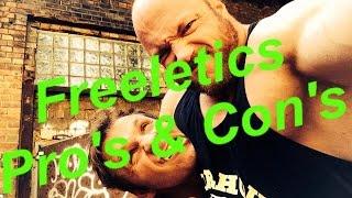 Freeletics - Pro & Contra