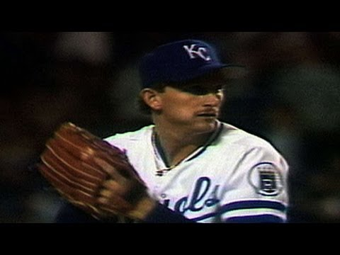 1985 WS Gm7: Saberhagen Shuts Outs Cards In Clincher